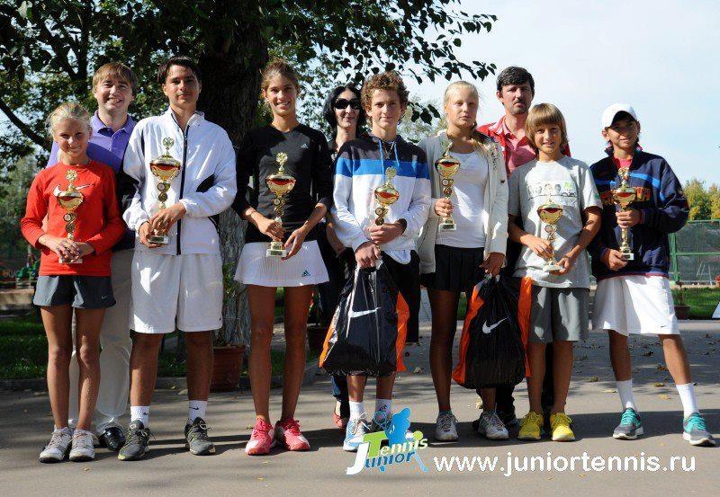 Московский турнир NJT RUSSIA 2012 FINAL
