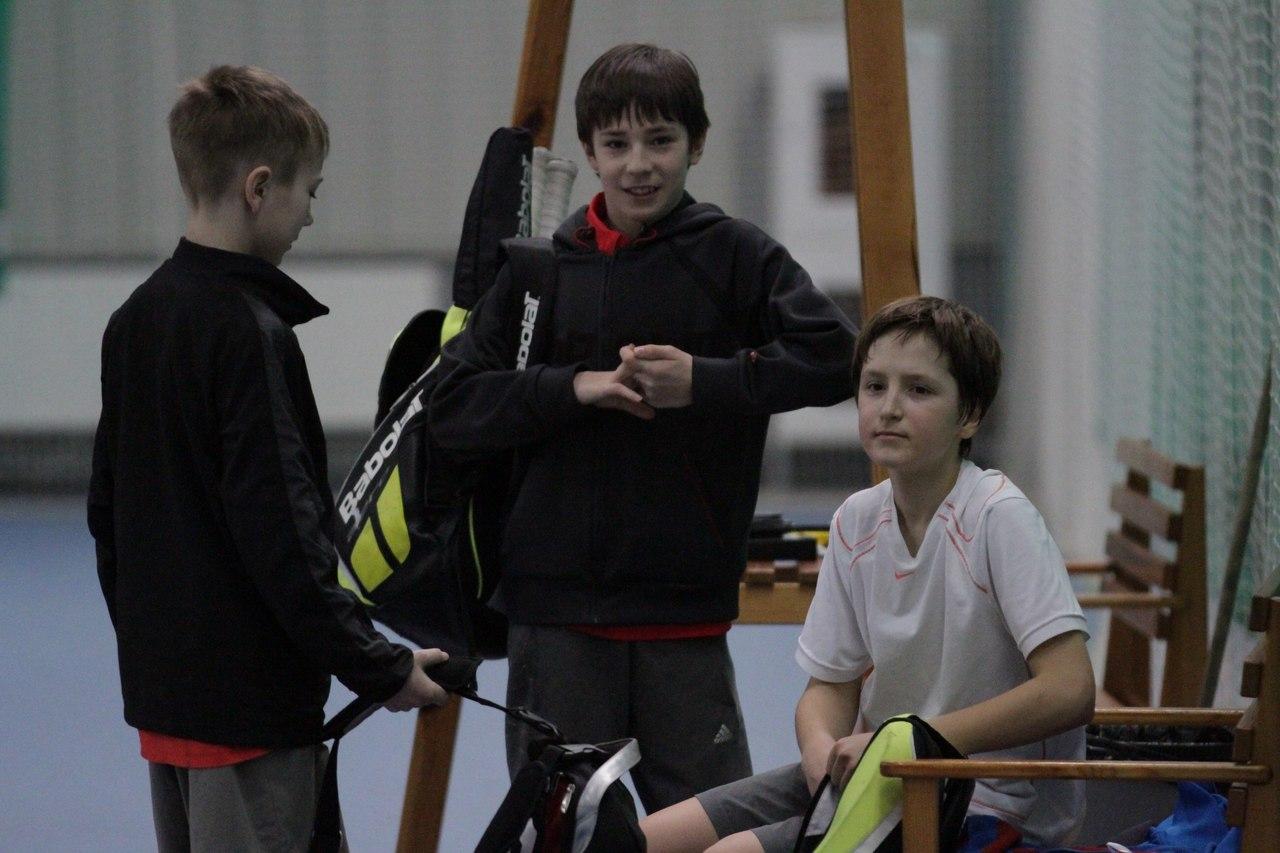 Сергиево-Посадский турнир TE для теннисистов до 12 лет завершен