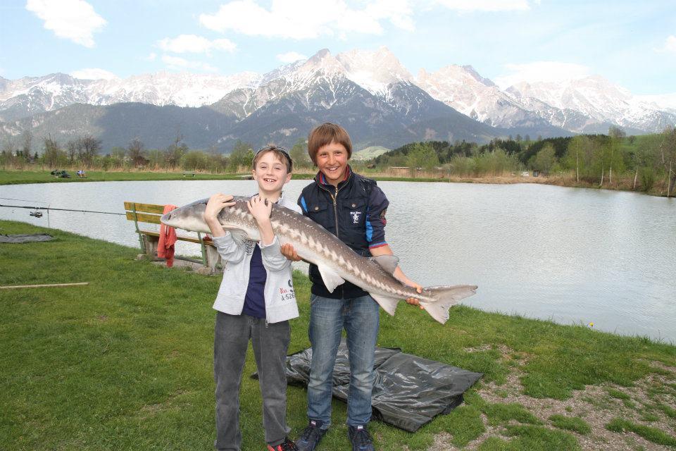После горных лыж, можно посетить спа-центры, съездить на рыбалку и поиграть в теннис