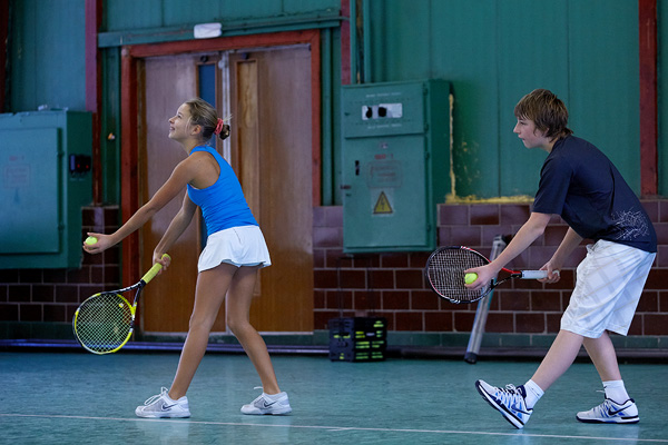 ESPN о теннисной школе СПАРТАК и его воспитанниках