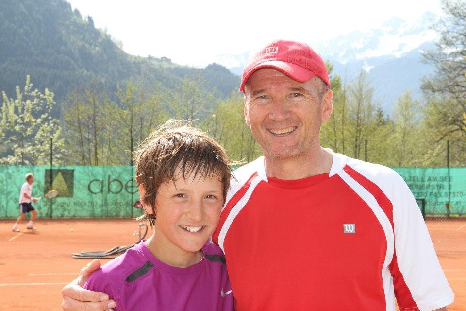 В течение недели по 2 часа в день я тренировался с Ристо Мекичем (Risto Mekic)