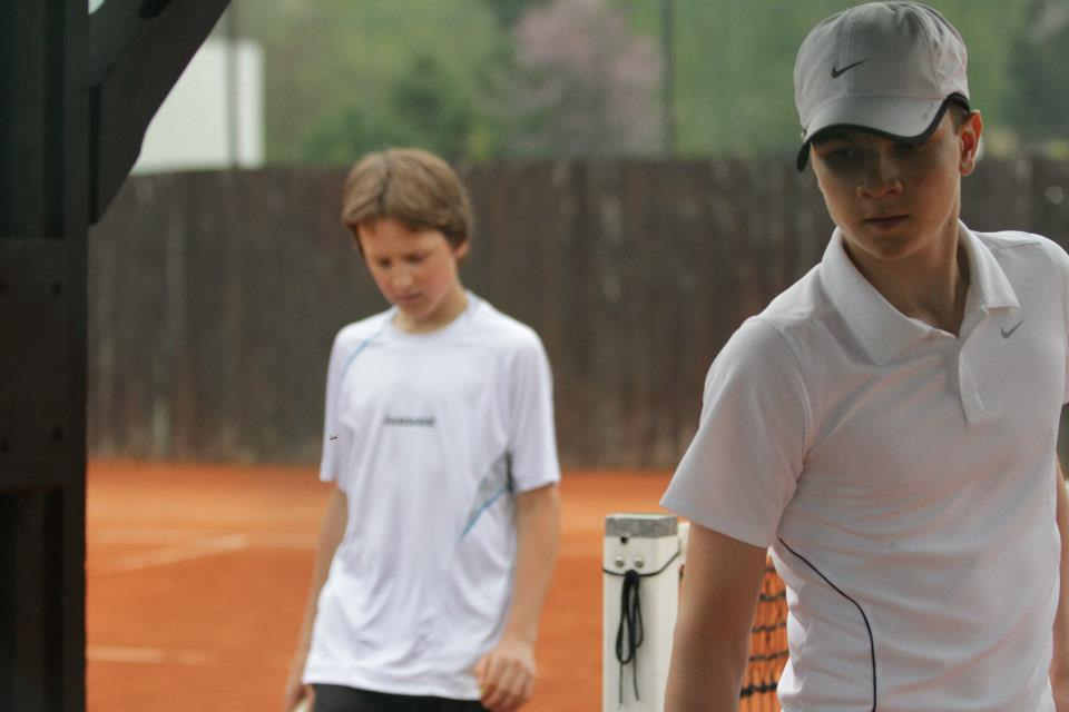 Моим партнером на этом турнире был 2 ракетка Европы - Миомир Кекмановик