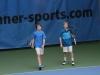 Алексей Захаров с Рудольфом Моллекером (Rudolf Molleker)  на Open Super 12 AURAY 2012