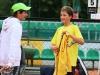 С  победителем турнира Nike Junior Tour  Ален Авидзба