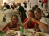 Party для участников турнира и их тренеров. Porto San Giorgio, Italy 2012