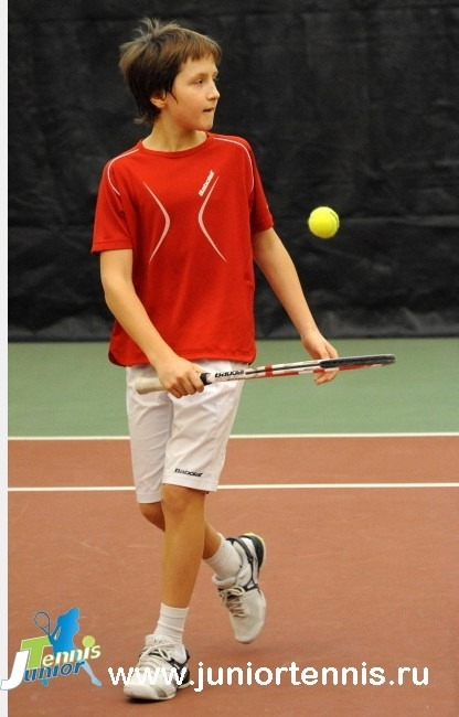 На прошлой неделе финишировал турнир ТЕ Christmas Cup среди теннисистов до 14 лет