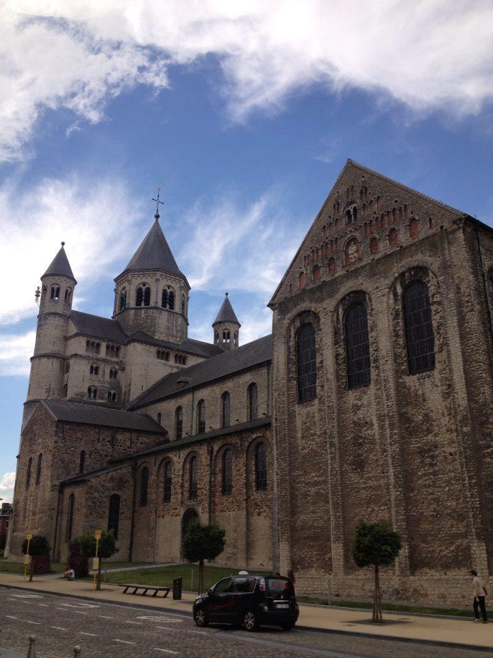 Нивель. Бельгия. Церковь Святой Гертруды. 11 век.
