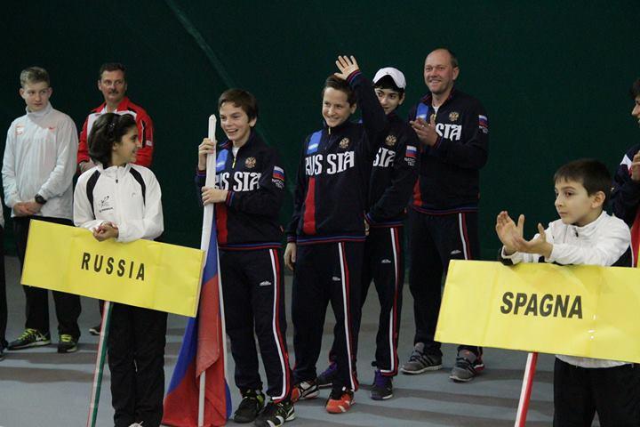 В начале февраля я в составе Сборной команды России с Аленом Авидзбой и Николаем Вылегжаниным участвовали в Зимнем Кубке Европы