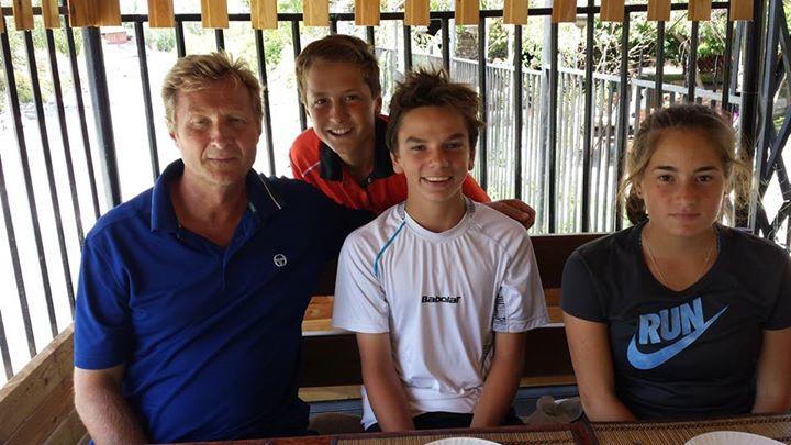 В паре вместе с Николаем Вылегжаниным нам удалось выиграть турнир. В финале мы победили пару Сазанков (Россия) - Джумаев ( Киргизия) со счетом 6-1 6-3. Для меня и для Коли это первый титул на турнире ITF.