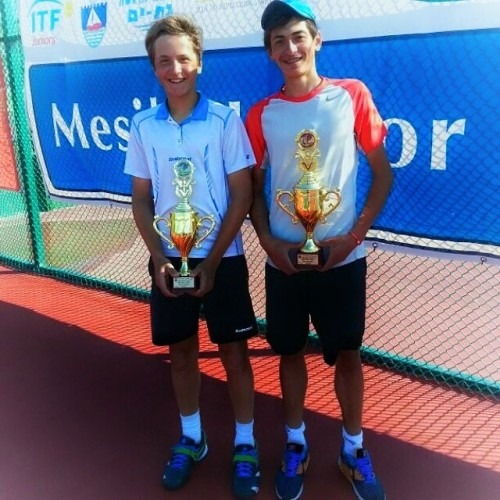 ITF tournaments  in Israel