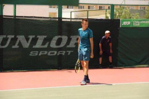 С 17 июня 2019 года проходит Челленджер в Фергане (Узбекистан). Это первый турнир ATP, в котором я принял участие.