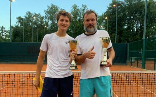 1-е место в московском турнире Big Money Cup