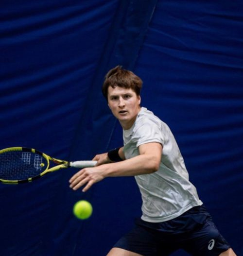 Алексей Захаров на турнире Grand Palace Series
