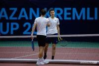 С 8 по 14 марта 2021 года в Казани проходил турнир категории ITF Kazan Kremlin Cup 2021. Я был первым сеянным и успешно дошел до финала.